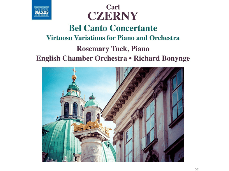 Rosemary Tuck, English Chamber Orchestra - Bel Canto Concertante: Var.F.Klavier & Orch. [CD]