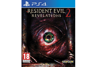 Resident Evil Revelations 2 PlayStation 4