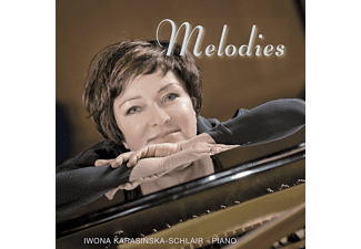 Iwona Karasinska-schlair - Melodies [CD]