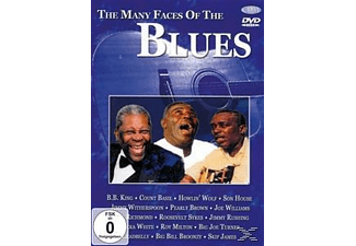 B.B.King/Basie/Turner/+ - Many Faces Of The Blues - (DVD)