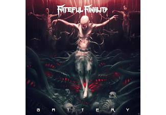 Fateful Finality - Battery - (CD)