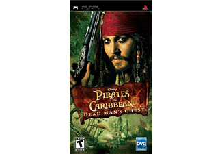 ESEN Pirates of the Caribbean Dead Man's Chest PSP