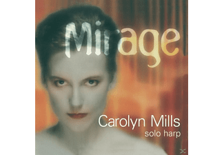 Carolyn Mills (hp) - Mirage - (CD)