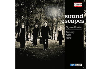 Signum Quartett - Soundescapes - (CD)