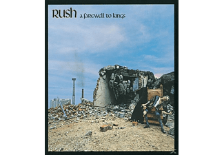 Rush - A Farewell To Kings (Blu-Ray Audio) - (Blu-ray Audio)