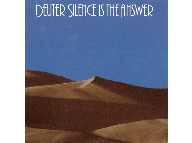 Deuter - Silence Is The Answer [CD]