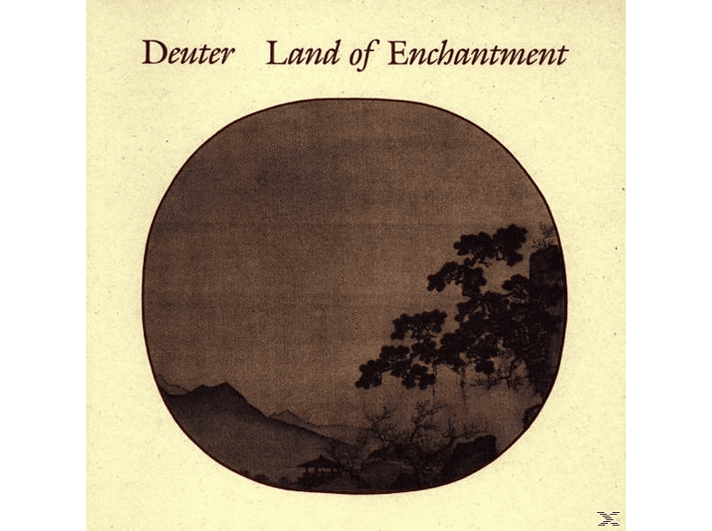 Deuter - Land Of Enchantment [CD]