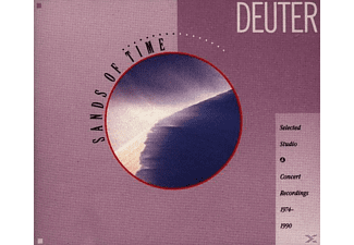Deuter - Sands Of Time - (CD)
