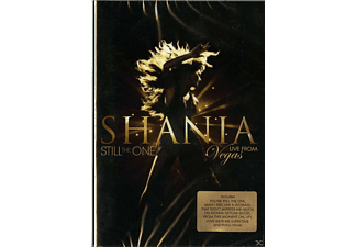 Shania Twain - Still The One - Live From Vegas | DVD + Video Album