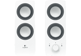 LOGITECH Multimedia Speakers Z200 blanc