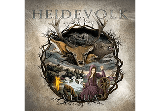 Heidevolk - Velua - Limited Digipak (CD)