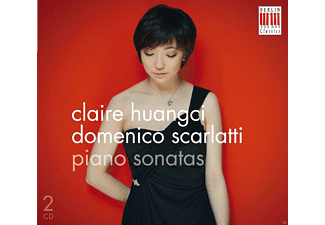 Claire Huangci - Sonatas - (CD)