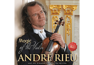 André Rieu, Johann Strauss Orchestra - Magic of The Violin (CD)