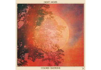 Night Moves - Colored Emotions (Vinyl+Mp3) - (Vinyl)