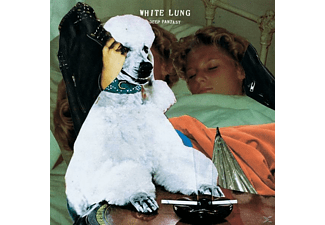 White Lung - Deep Fantasy (Lp+Mp3) - (LP + Download)