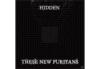These New Puritans - Hidden - (CD)