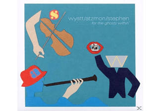 WYATT/ATZMON/STEPHEN - For The Ghosts Within (Vinyl+Mp3) [Vinyl]