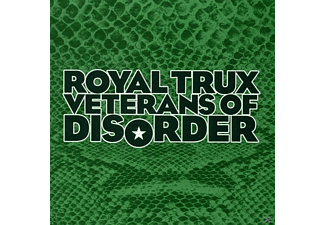 Royal Trux - Veterans Of Disorder [CD]
