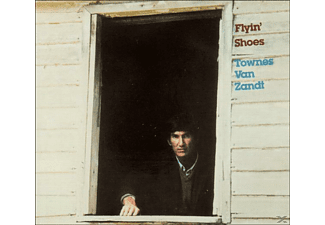 Townes Van Zt - Flyin Shoes [CD]