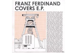 VARIOUS - Franz Ferdinand Covers Ep (Mini Album) - (CD)