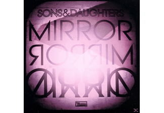 Sons And Daughters - Mirror Mirror - (CD)