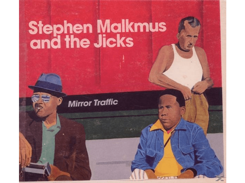 Stephen & The Jicks Malkmus, Stephen Malkmus And The Jicks - Mirror Traffic [CD]