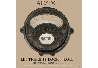 VARIOUS - Let There Be Rock'n'roll: The Rock'n'roots Of... - (CD)