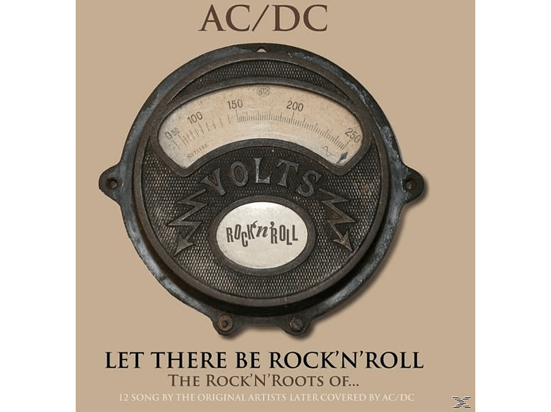 VARIOUS - Let There Be Rock'n'roll: The Rock'n'roots Of... [CD]