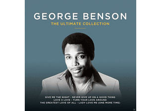 George Benson - The Ultimate Collection - Deluxe Edition (CD)