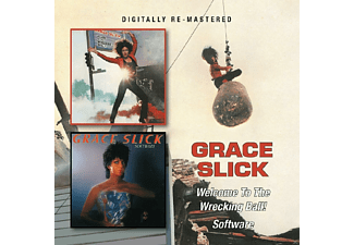 Grace Slick - Welcome Toe The Wrecking Ball/Software [CD]