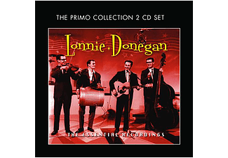 Lonnie Donegan - The Essential Recordings (CD)