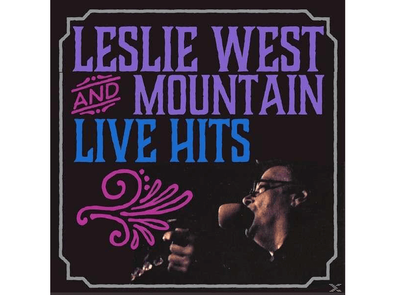 Mountain, Leslie West - Live Hits [CD]