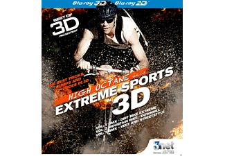 Best of 3D High Octane - Extreme Biking 3D - (3D Blu-ray)