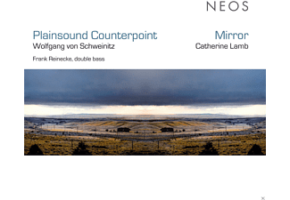 Frank Reinecke - Plainsound Counterpoint / Mirror - (CD)