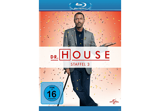 Dr. House - Staffel 3 - (Blu-ray)