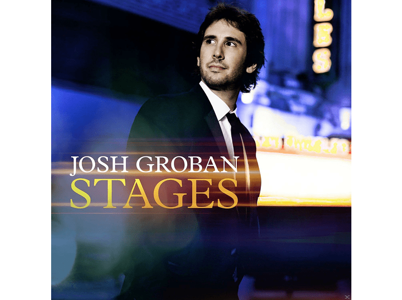 Josh Groban - Stages (Deluxe Version) [CD]