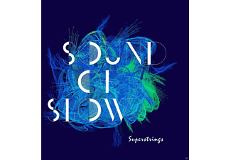 Superstrings - Sound Of Slow - (CD)