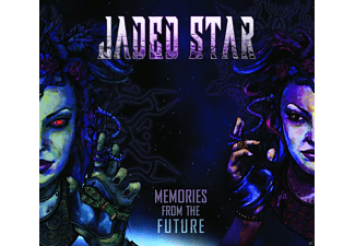 Jaded Star - Memories From The Future [CD]