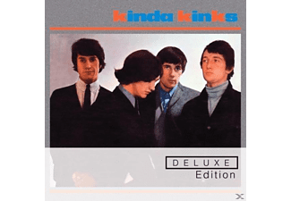 The Kinks - Kinda Kinks (Deluxe Edition) - (CD)