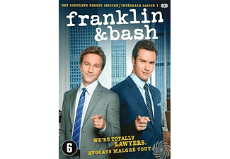 Franklin & Bash - Seizoen 1 | DVD