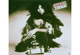 T. Rex - Tanx/Deluxe Edition [CD]