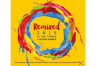 Various -  Remixed 2015 By Teo Tzimas & Petros Karras [CD]