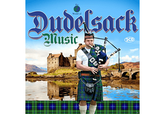 VARIOUS - DUDELSACK MUSIC [CD]