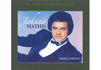 Johnny Mathis - Here's Johnny (CD)