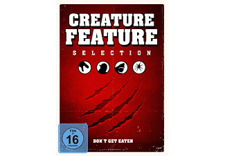 Creature Feature Selection - (DVD)