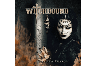 Witchbound - Tarot's Legacy - (CD)
