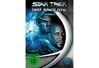 Star Trek: Deep Space Nine - Staffel 3 - (DVD)
