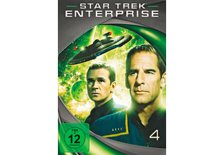 Star Trek: Enterprise - Staffel 4 - (DVD)
