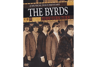 The Byrds - Turn Turn Turn - A Musical Documentary - (DVD)