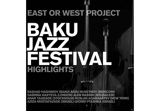 VARIOUS - Baku Jazzfestival - Highlights - (CD)